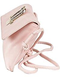 Tamirha Stylish & Pretty Pink Sling Bag