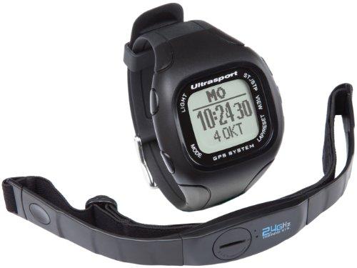 ULTRASPORT NAVRUN 500 - PULSOMETRO GPS CON CORREA PARA EL PECHO