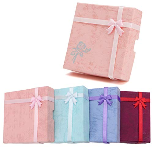 Tvvudwxx Armbänder Box Halskette Box Schmuckbox Geschenkbox Für Schmuck Halskette Armband -