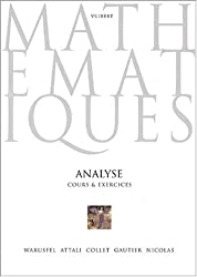 Analyse. Cours & exercices