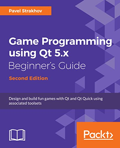 Game Programming using Qt 5 Beginner's Guide: Create amazing games with Qt 5, C++, and Qt Quick, 2nd Edition
