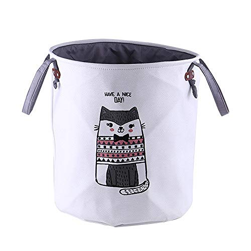 Collapsible Burlap Organizing Laundry Hamper Baskets For Clothing Storage Baby Toys Storage, Multi-color Optional V 35x45cm Toy Machine Hoody