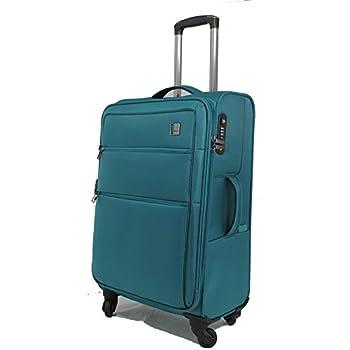 TITAN CLOUD 4w trolley L, expandable, Aqua, 378404-22 Bagage cabine, 79 cm, 112 liters, Turquoise (Aqua)