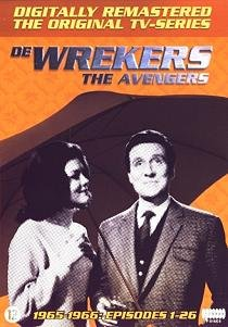 The AVENGERS : The Complete Collection 1965-1966 (series 4) (7 DVD Box set) [NON-USA Format / Import / Region 2 / PAL]