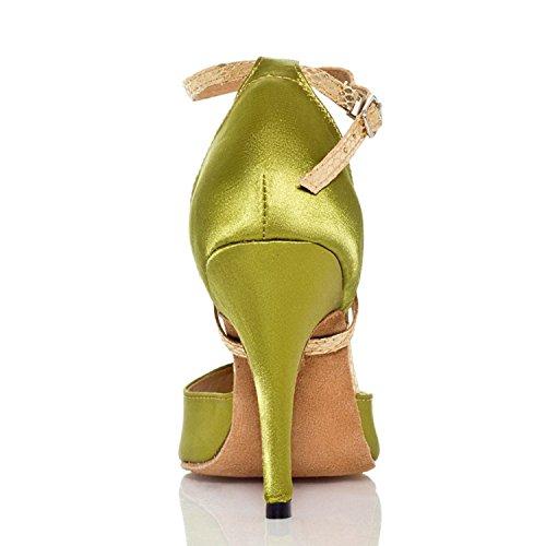 Miyoopark , Salle de bal femme Green-10cm heel