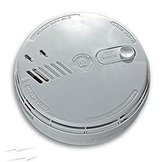 5 x AICO EI141 240V SMOKE DETECTOR mains IONISATION