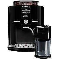 Krups EA8298 Independiente Totalmente automática Máquina espresso 1.7L Negro - Cafetera (Independiente, Máquina espresso, 1,7 L, Molinillo integrado, 1450 W, Negro)