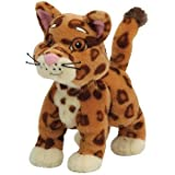 Ty Baby Jaguar From Go Diego Go! -beanie Baby Dora The Explorer