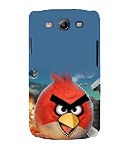 printtech Angry Bird Back Case Cover for Samsung Galaxy S3 Neo / Samsung Galaxy S3 Neo i9300i