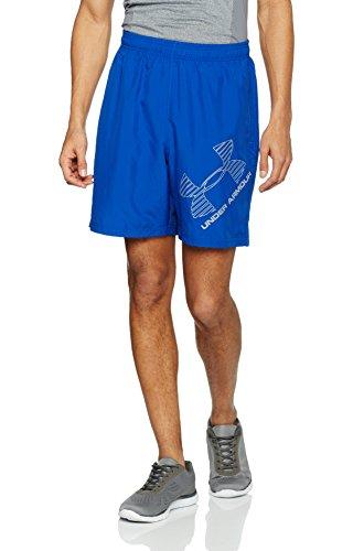 Under Armour Ua 8 Woven Graphic Short, Pantalón Corto Para Hombre, Azul (Royal), M