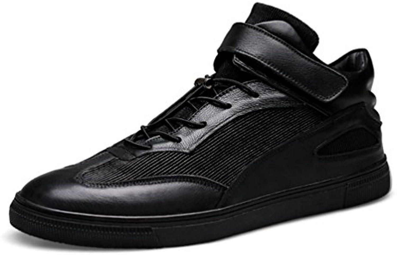 Herren Moderne Freizeitschue Einfach Bequeme Sneaker Leichte Schnürung Anti Rutsch Männer Schuhe