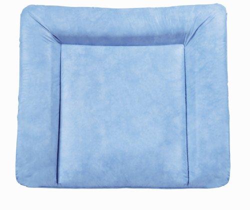 Julius Zöllner Wickelauflageauflage Softy, 75x85 cm, Uni blau