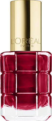 L\'Oreal Paris Nail Paint, 550 Rouge Sauvage, 13.5ml