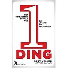1 Ding (Dutch Edition)