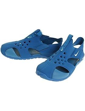 Nike Sandalias y Chanclas Para Niño, Color Azul, Marca, Modelo Sandalias Y Chanclas Para Niño Sunray Protect 2...
