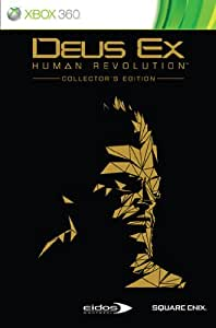 DEUS EX: Human Revolution Collector's Edition (exklusiv bei Amazon.de)