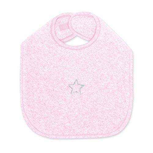 Bemini by Baby Boum 358STARY54TM Lätzchen Terry Stary Cristal, 37 cm, rosa