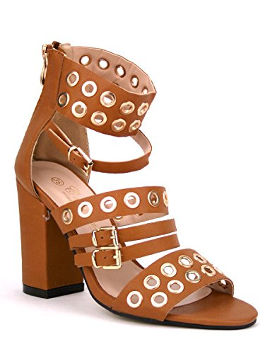 Cendriyon, Lows Boots Caramel CATISA Chaussures Femme Caramel