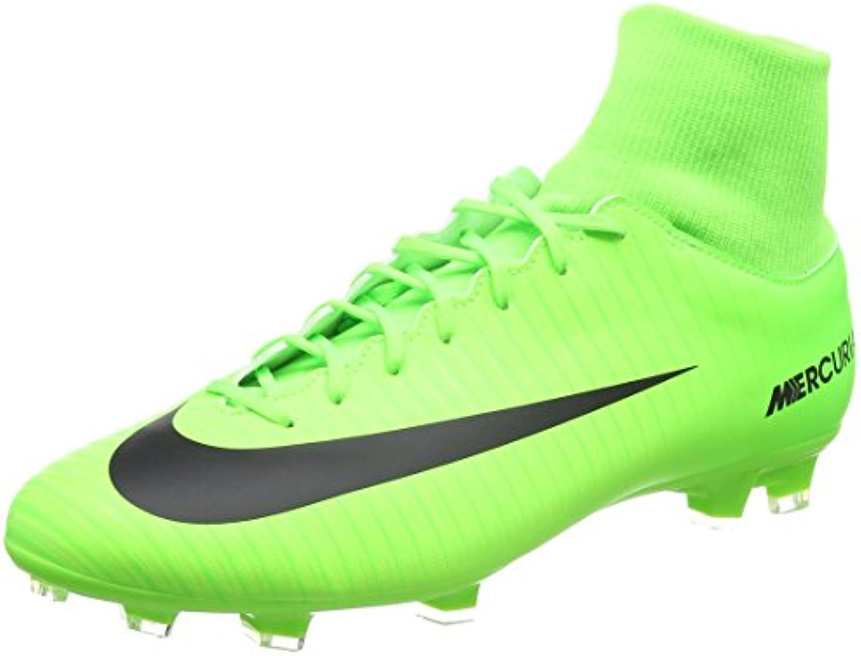 Nike Mercurial Victory Vi DF FG, Botas de Fútbol para Hombre