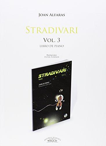 Stradivari - Violín: Stradivari vol. 3 - Violín y Piano - B.3607