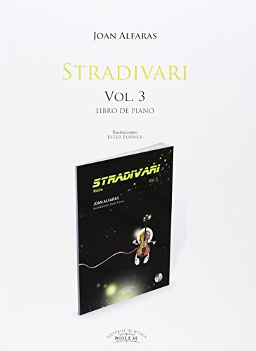 Stradivari - Violín: Stradivari vol. 3 - Violín y Piano - B.3607 por Joan ALFARAS
