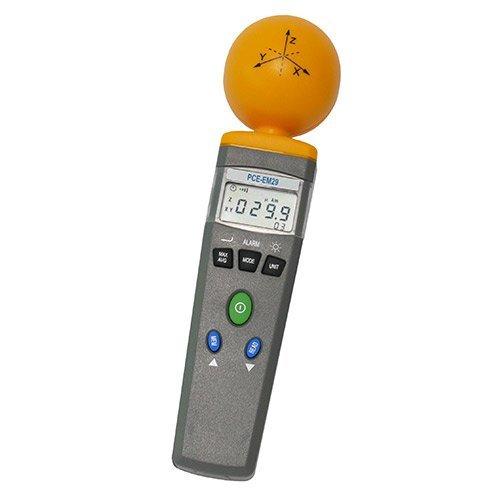 Elektrosmog Messgerät PCE-EM29 (Feldstärkemessgerät),Strahlungsmesser, Strahlungsmessgerät, Strahlung