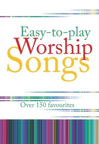 Easy-to-play Worship Songs - Vocal - Book