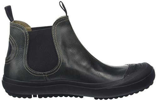 FLY London Math247fly, Bottes Chelsea Homme Bleu (Diesel/anthracite 001)