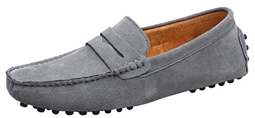 Salabobo - A collo basso uomo Grey