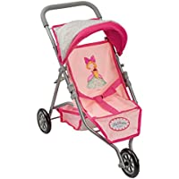 Little Princess Coche de muñecas Plegable Saica 9461P