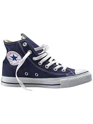 Converse Ctas Core Hi, Baskets mode mixte adulte Bleu (Fonc)