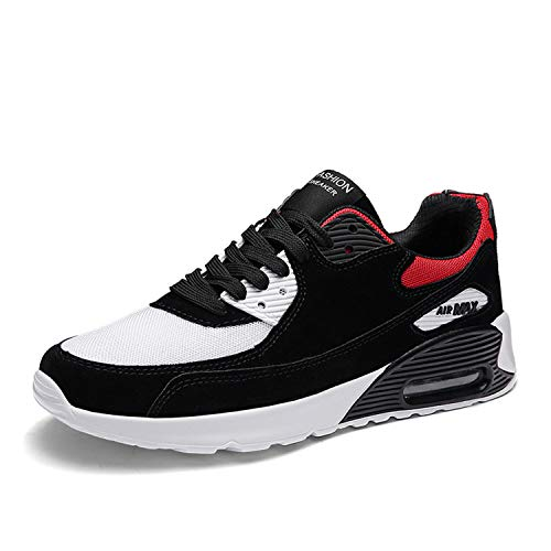396d03d306920 Fashion Summer Male Sneakers Casual Shoes Men Breathable Mesh Sneakers  Outdoor Men Shoes Walking Plus Size 39-47 Chaussure Homme Black White 241  8.5