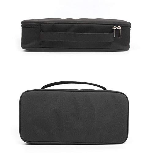 Für DJI OSMO Mobile 2 Accessories Weiche Tasche Aufbewahrungstasche,Sisit Schwarzer Koffer Aufbewahrungstasche Gehäusedeckel Carry (Schwarz)