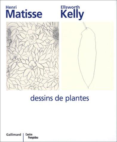 Henri Matisse - Ellsworth Kelly : Dessin...