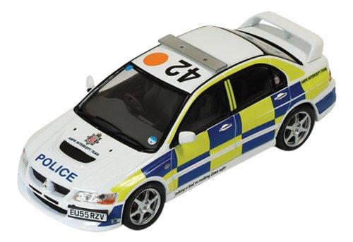 ixo-moc110-miniatura-veicolo-modello-per-la-scala-mitsubishi-lancer-evo-viii-polizia-uk-scala-1-43