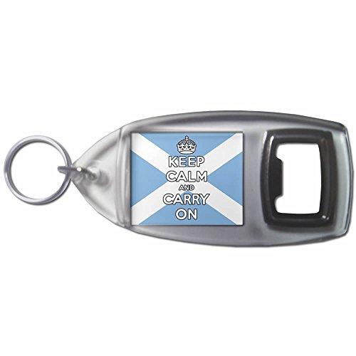 Scotland Flag Keep Calm and Carry On