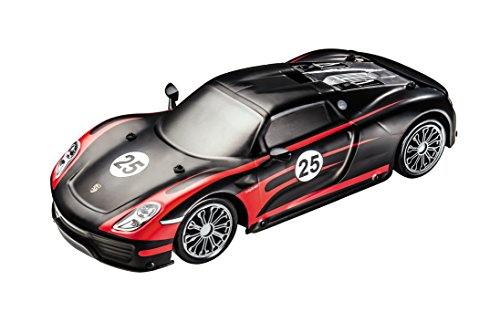 Mondo Motors 63279 Macchina Radiocomandata Porsche 918 Scala 1:10 + Batterie
