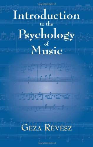 Introduction to the Psychology of Music (Dover Books on Music)