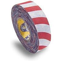 Howies - Cinta adhesiva de Hockey Stick, diseño de bandera de Estados Unidos, 2,5 x 50 m