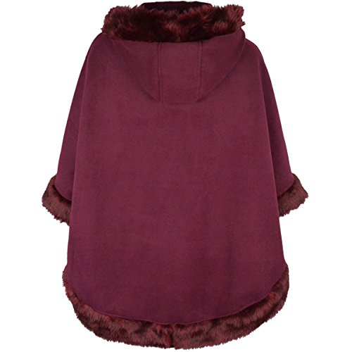 Fashion Thirsty -  Cappotto  - Donna rosso vivo