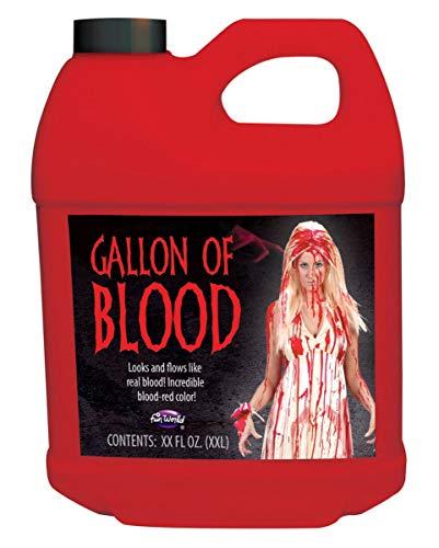 n Filmblut im 3,7 Liter Kanister als Requisite für Halloween Events & Filmdekoration ()