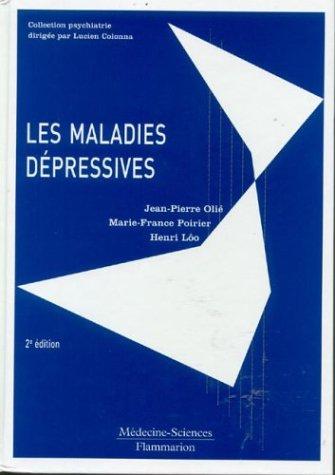 Les Maladies dépressives