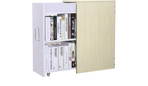 Color : Beige DWLXSH Grande libreria capacit/à Visualizzare Ufficio Scaffale Multifunzionale Mobili Adatto for Soggiorno Camera da Letto Studio Kitchen