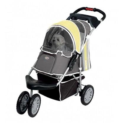 Pet Stroller Ips-09/Blue, dog carrier, trolley, Trailer, Innopet, Buggy First Class. Foldable pet buggy, pushchair, pram… 3