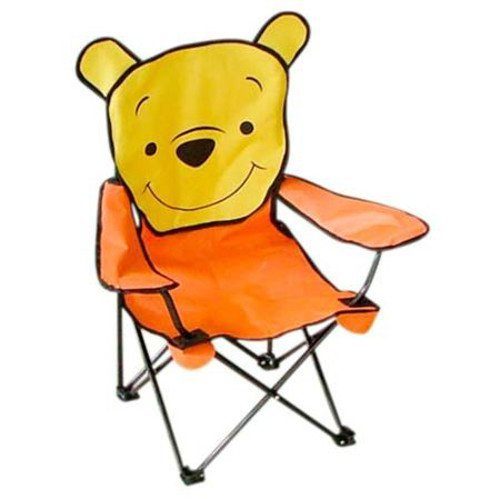 Camping Kinder-Klappsessel + Tasche Kinderstuhl Klappstuhl Gartenstuhl Faltstuhl, Motiv:Bär
