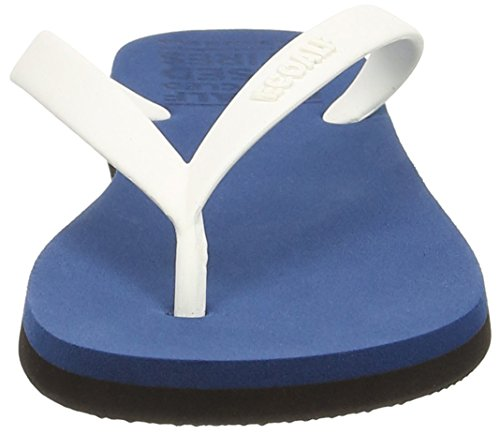ECOALF Unisex Flip-Flops Flip Flop  Pack blau (Azul / 151)