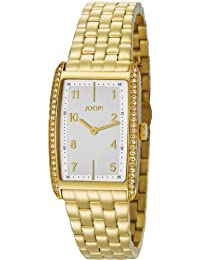 Joop Damen-Armbanduhr Transcendence Swiss Made Analog Quarz Edelstahl JP101012S05