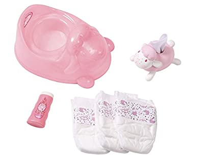 Baby Annabell 700310 Potty Training Set