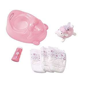 Baby Annabell 700310 Potty Training Set