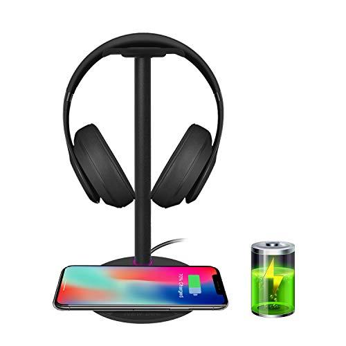 Handy und Kopfhörer gleichzeitig Laden und aufbewahren!